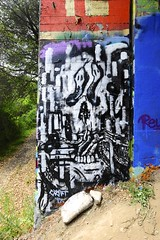 CRYPT (STILSAYN) Tags: graffiti east bay area oakland california 2018