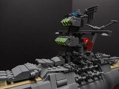 Space Battleship Yamato 009 (marchetti36) Tags: lego space battleship yamato star blazers