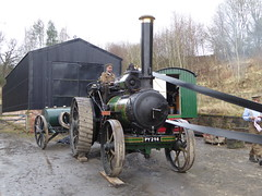 """Marshall Traction Engine 17134 """"Mary Margaret"""" (Terry Pinnegar Photography) Tags: beamish museum countydurham steam traction engine marshall marymargaret 17134 py298 vintage"""