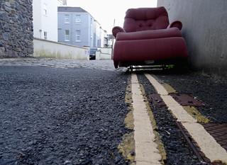 Dim parcio / No parking - Plymouth