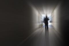 shadow man (Daz Smith) Tags: dazsmith fujixt20 fuji xt20 andwhite bath city streetphotography people candid portrait citylife thecity urban streets uk monochrome blancoynegro blackandwhite mono silhouetee tuneel blurredabstract
