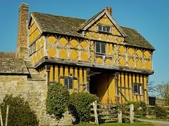 Stokesay Castle, Shropshire (edithgracedesigns) Tags: stokesay castle shropshire