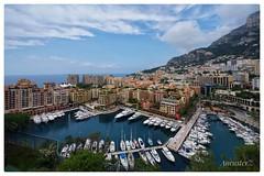 Port de Fontvieille Monaco (AncasterZ) Tags: landscape monaco