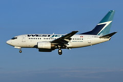 Baby Boeing (yyzgvi) Tags: cgwcq boeing 7376ct westjet airlines cyyz yyz toronto pearson