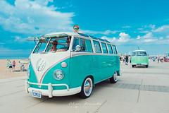 Perfect VW T1 Californian style 🙌 (AlvinAarnoutsePhotography©) Tags: sonyrx100mark3 sony vwt1 volkswagon vw scheveningen holland beach netherlands van aircooled beautiful beauty color