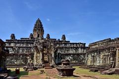 Рулос, Баконг (Oleg Nomad) Tags: камбоджа сиемрип храм ангкор кхмеры баконг cambodia siemreap angkor temple khmer roluos asia travel