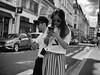Chacun cherche son chemin (Cécile Charron) Tags: paris france streetphotography streetphoto street noiretblanc nb bw bnw blackandwhite blackwhite olympus 25mm 50mm people