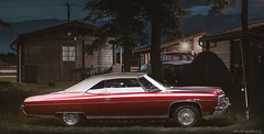CAPRICE (/petrolhead/) Tags: lightpainting automotive caprice chevrolet cabriolet automotivephotography