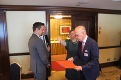 07-06-2018 Exclusive Luncheon with Secretary of State Pieter De Crem - DSC08904