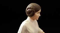 Kaiyodo Princess Leia model (ModelsbyChris) Tags: starwars model build screamin kaiyodo empire hansolo stormtrooper leia obiwankenobi darthvader originaltrilogy