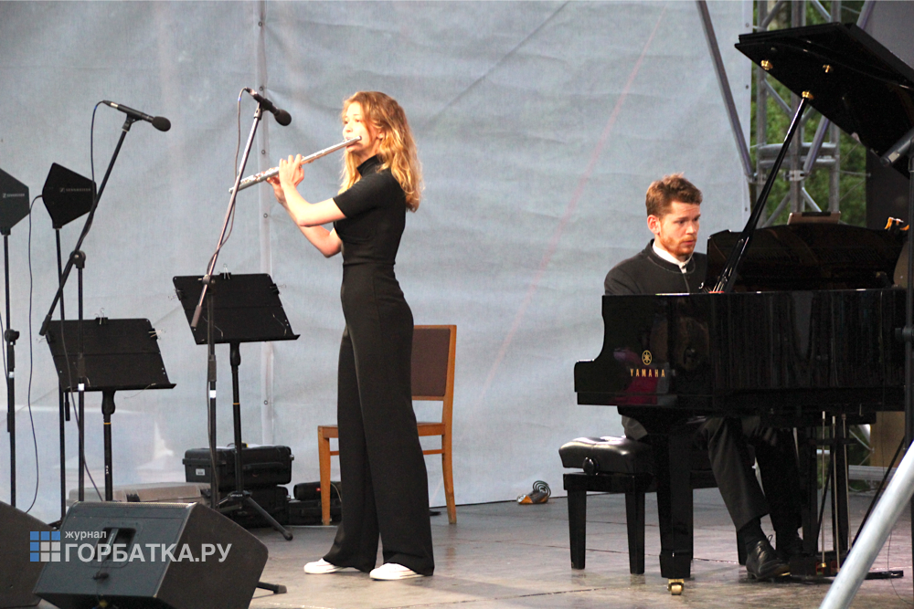 Селиваново окутала красивая музыка