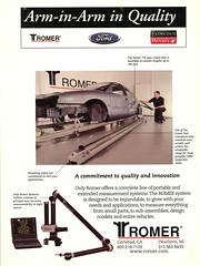 Romer-Arm-AD (Count_Strad) Tags: drama magazine ad advertisement advertise print