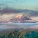 2018 Morning Fuji (shinichiro*) Tags: 大月市 山梨県 日本 jp 20180520ds53308hdr 2018 crazyshin nikond4s afsnikkor70200mmf28ged fuji japan spring may 大峠 nik hdr 41462676415 candidate