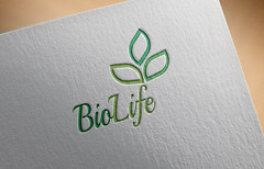 Bioife-3 (ashraful.kotc) Tags: logo stylish adobe illusrator eps 3d modern mockups