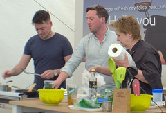Pigott Brothers BBC2's Big Family Cooking Showdown at Malton Food Lovers Festival 2018 - (Tony Worrall) Tags: britain english british gb capture buy stock sell sale outside outdoors caught photo shoot shot picture captured england regional region area northern uk update place location north visit county attraction open stream tour country malton food lovers festival maltonfoodloversfestival yorkshire yorks event show stage annual demo cook cooking chef men cooks pigottbrothersbbc2'sbigfamilycookingshowdown pigott brothers big family showdown bbc