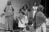Girl power (Ladistorta) Tags: india rajasthan bn bw biancoenero blackandwhite travels viaggi ritrattio street