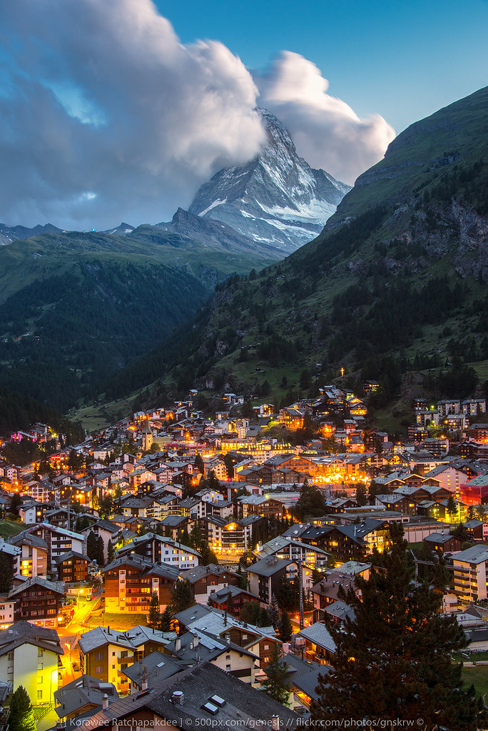 The World S Most Recently Posted Photos Of Matterhorn And