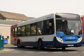 SCNL 22872 @ Lancaster bus station