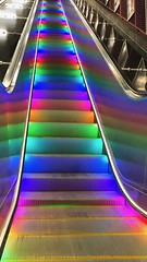Stairway to heaven (elraphabr) Tags: stairway escalera treppe color colorful colores farbe farbige rainbow
