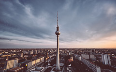 Berlin  🗼 (Tim RT) Tags: tim rt germany berlin main city 2018 travel beautiful wanderlust tv tower landscape sky sunset sun set clouds landmark big awesome love urban urbanshots hypebeast visual inspired color nee picture berlincity street life lifestyle flickr sony teamsony aloha a7 a7iii ilce ilce7m3 fe1635mm 1635 zeise lens art