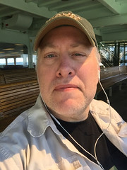Day 2322: Day 132: Back on a boat (knoopie) Tags: 2018 may iphone picturemail doug knoop knoopie me selfportrait 365days 365daysyear7 year7 365more day2322 day132