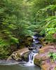 Woodland Waterfall (andythomas390) Tags: healeydell waterfall spring green water woods nikon d7200 18200mm