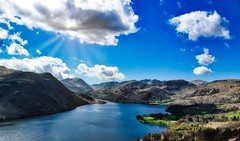 ... (UK.Photography) Tags: dramatic lake lakes lakedistrict colourful ng nature mountains eos canon canonuser landscapephotography landscape