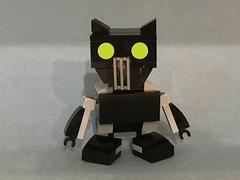 Black Panther (Unkar's Thug) Tags: lego marvel black panther comics ddudes