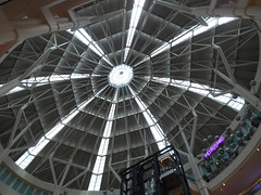 Opening (m_artijn) Tags: roof blinds opening shopping mall suria klcc park kuala lumpur mys
