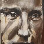 Vladimir Vladimirovich Putin, painted portrait _DDC0050 thumbnail