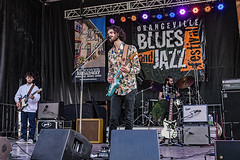 A55T8362 (Nick Kozub) Tags: justin saladino band orangeville blues jazz festival objf2018 concert gig live music spectacle fender gibson guitar ruckus fun photography day festive canon 1d x ef l usm 35350 f3556