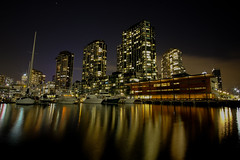 docklands (Leon Sammartino) Tags: nightxe3 docklands australia night 12mm rokinon samyang long exposure architecture
