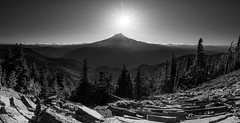 "Mt. Hood (Catherine ""Cat"" Rose) Tags: 2018 lookoutmountain may mt hood wyeast mountain"