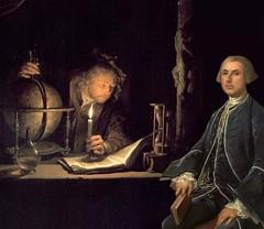 Conference (jaci XIII) Tags: conferência pintura astronomos pessoa homem estudo conference painting astronomers person man study