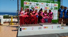 Mar de Pulpi TeamClaveria Campeonato de España por parejas y supersprint vídeo