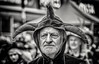 Whiskers and Hat (Andy J Newman) Tags: 2018 monochrome street beard blackandwhite candid chippenham clown d500 festival folk jester jestor man morris morrisdancer morrisdancing nikon portrait england unitedkingdom gb