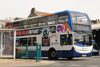 SCNL 10015 @ Lancaster bus station