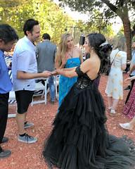040 Jessica Meets Her Fans (saschmitz_earthlink_net) Tags: 2018 california angelesnationalforest losangelescounty sylmar reptacularranch kevinjessicawedding