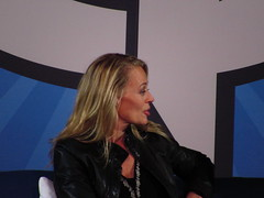 IMG_0763 (grooverman) Tags: comicpalooza may 2018 comic con convention star trek panel jeri ryan canon powershot sx530
