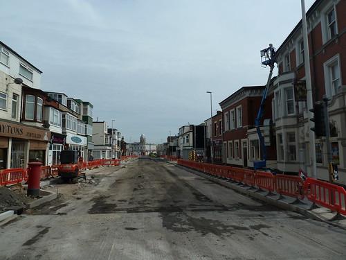 20180613 Traffic-free Cookson Street, Blackpool