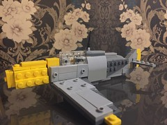 Destroyed bf109 (Decoration for my new MOC) (cool_studio2282) Tags: lego ww2 messerschmitt bf109 destroyed