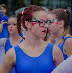 Young Italian gymnast (frankmh) Tags: sport gymnastics gymnast italian girl europeade helsingborg skåne sweden