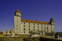 Bratislava Castle (a7m2) Tags: bratislava slovakia danube pressburg building castle culture history travel tourismus city oldtown staremesto