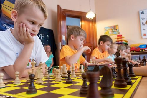 VIII Turniej Szachowy Przedszkolaków o Mistrzostwo Świdnicy-4