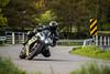 That corner! | Yamaha R1 (mwisniewski91) Tags: bike motorbike sportbike biker biking motorsport motorcycle road roadbike corner turn bridge evening lights xenon helmet d810 yamaha yamahar1