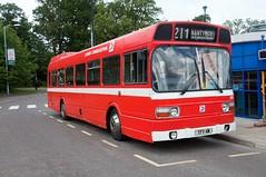 YFY4M 1974 Leyland National (carsbusestrainsandtrucks) Tags: leyland national bus buses 1974