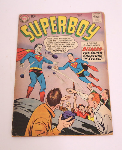 Superboy #68 Comic Book ($224.00)