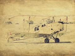 Tiger Moth (Ayronautica) Tags: ayronautica aviation biplane dehavillandtigermoth