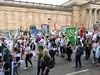 Suffragette Centenary March Edinburgh 2018 (98) (Royan@Flickr) Tags: suffragettes suffrage womens march procession demonstration social political union vote centenary edinburgh 2018