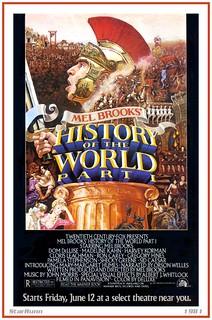 Mel Brookes' History of the World Part I  1981